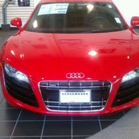 Photo taken at Schaumburg Audi by Eee! Loach on 8/11/2012