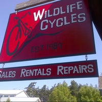 Photo taken at Wildlife Cycles by John T. on 7/8/2012