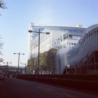 Photo taken at Tamagawa Takashimaya Shopping Center by Futako T. on 3/27/2012