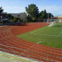 Photo taken at La Jolla High School Track by George O. on 1/20/2012