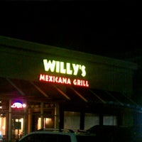 Photo taken at Willy's Mexicana Grill by Dan B. on 11/17/2011