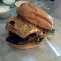 Photo taken at The Burger Guys by Robert M. on 11/28/2011