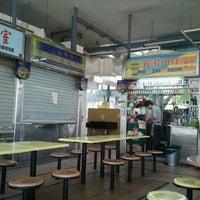Photo taken at Pasir Panjang Food Centre by Ow O. on 12/31/2011