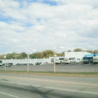 Photo taken at Greyhound Terminal by Gustavo R. on 10/10/2011