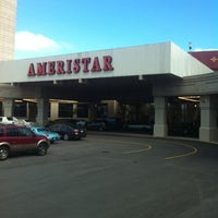 Photo taken at Ameristar Casino & Hotel by Ambear G. on 10/1/2011