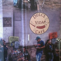 Photo taken at Dulce Vida Cafe & Resturant by Teal H. on 6/4/2011