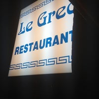 Photo taken at Le Grec by Olivier L. on 12/2/2011