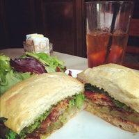 Photo taken at Cafe Saint-Ex by Zach L. on 7/6/2012