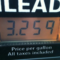Photo taken at Hy-Vee Gas by Scott A. on 2/27/2011