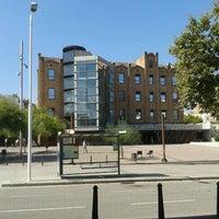 Photo taken at Centre Civic La Farinera del Clot by DRB on 9/8/2011