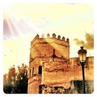 Photo taken at Torre de la Plata by David G. on 10/25/2011