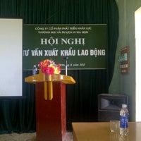Photo taken at Định Giáo by Trái Tim C. on 8/29/2012