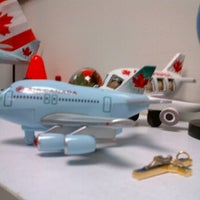 Photo taken at Air Canada back office by Car B. on 3/15/2012