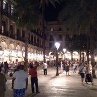 Foto tomada en Plaza Real por Canel S. el 8/16/2012
