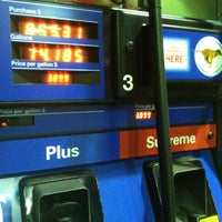 Photo taken at Exxon by Darwin Y. on 6/11/2012