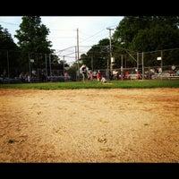 Photo taken at Beech Street Baseball Fields by Mike M. on 5/16/2012