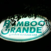 Photo taken at Bamboo Grande by Chris M. on 3/27/2012
