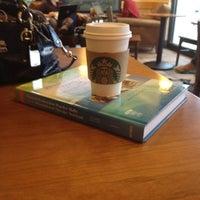 Photo taken at Starbucks by Jenny G. on 2/26/2012