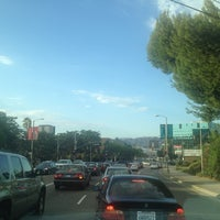 Photo taken at Forest Lawn & Barham by Michael Anthony on 8/17/2012