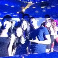 Photo taken at Ice Bar by Keprabayu on 5/4/2012
