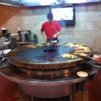 Photo taken at CrazyFire Mongolian Grill by Nathan H. on 1/20/2012