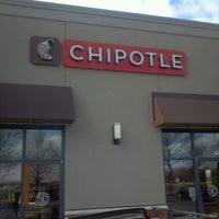 Photo taken at Chipotle Mexican Grill by Amber S. on 1/3/2012
