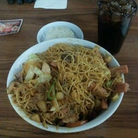 Photo taken at Mongolian Grill by Brent R. on 12/3/2011
