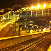 Photo taken at LIRR - Bayside Station by Danny C. on 6/17/2012