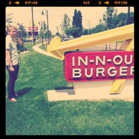 Photo taken at In-N-Out Burger by Cory on 7/30/2011