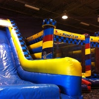 Photo taken at Pump It Up by Carl F. on 8/26/2011