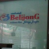 Photo taken at Belijong by Widia V. on 1/8/2012
