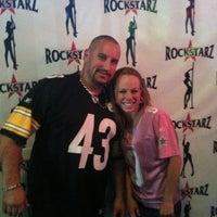 Photo taken at RockStarz Party Bar by Kaleen A. on 9/18/2011