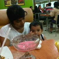 Photo taken at Bakso Lapangan Tembak Mega Mall by Kamelia E. on 10/10/2011