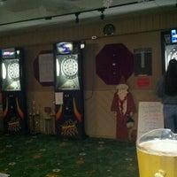 Photo taken at Jim's Home Plate Tavern by Lorri R. on 12/19/2011