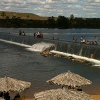 Photo taken at Barragem das Pedrinhas by Rafael F. on 6/10/2012