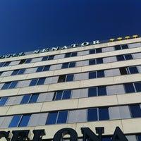 Photo taken at Senator Barcelona Spa Hotel by Hdir G. on 3/16/2012