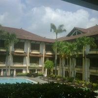Photo taken at Jogjakarta Plaza Hotel by ajun m. on 7/3/2012