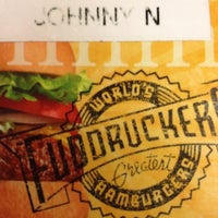 Photo taken at Fuddruckers by Johnny on 6/27/2012