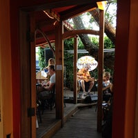 Photo taken at The Tree House Cafe by Steve T. on 8/16/2012