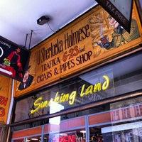 Photo taken at Trafika U Sherlocka Holmese by Albert C. on 5/1/2012