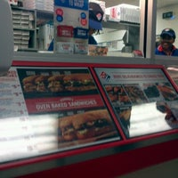 Photo taken at Domino's Pizza by Donald C. on 1/21/2012