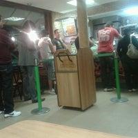 Photo taken at Subway by Marina M. on 6/15/2012