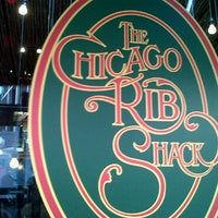 Photo taken at The Chicago Rib Shack by Danielle P. on 3/19/2011