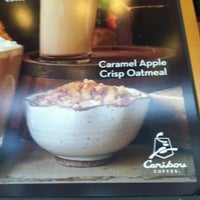 Photo taken at Caribou Coffee by Andrew D. on 9/24/2011