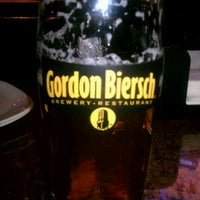 Photo taken at Gordon Biersch Brewery Restaurant by Crystal L. on 3/10/2012