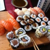Photo taken at Sushi Sano by Jenny R. on 9/3/2011