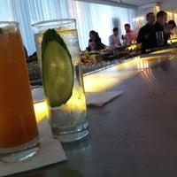 Photo taken at Long Bar by Aida M. on 5/31/2012