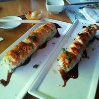 Photo taken at Kabuki Japanese Restaurant by Mike H. on 2/21/2012