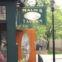 Photo taken at Maud's Tavern by Mikey F. on 4/29/2011