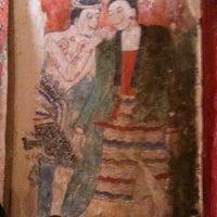 Photo taken at Wat Phu Mintr by Banpot A. on 1/1/2011